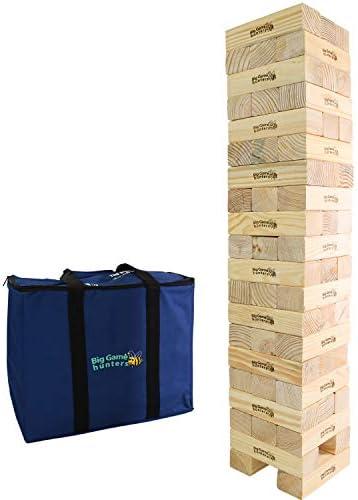 Mega Hi-Tower In A Bag - Juego de Habilidad, 10 Jugadores (Garden Games 5067) (versión en inglés): Mega Hi-Tower in A Bag: Amazon.es: Juguetes y juegos