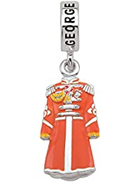 Sterling Silver Beads & Charms - Beatles Sgt. Pepper's Collection - George Harrison Jacket