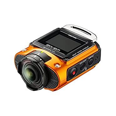 Ricoh WG-M2 Action Cam (Orange)