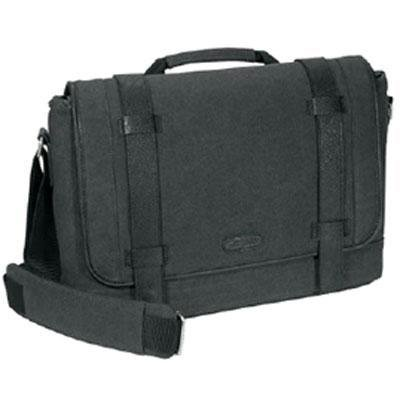 (Targus City Fusion Messenger for 13.3-Inch Laptop Bag, Gray (TBM063US))