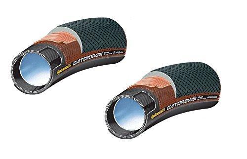 2本セット Continental(コンチネンタル) SPRINTER GATORSKIN スプリンターゲータースキン チューブラータイヤ TU [並行輸入品] B01MQSKPNW28\