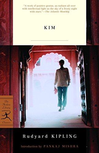 Kim (Modern Library 100 Best Novels)