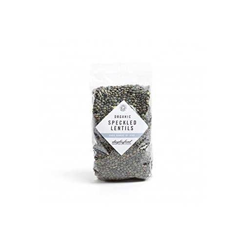 Daylesford Organic Speckled Lentils 500G (Pack of 6) by Daylesford