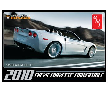 Round 2 AMT 2010 Chevy Corvette Convertible ()