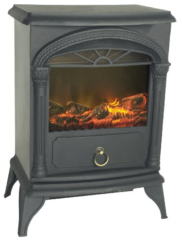- Fire Sense Vernon Electric Fireplace Stove