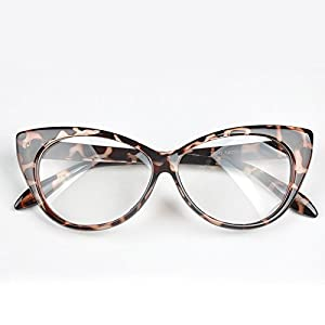 Band New Designer Women Cat Eye SunGlass Frame Vintage Retro Round Eyewear For Women