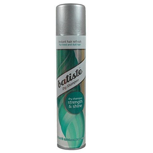 Batiste Dry Shampoo Volumizing Texturizing Refreshing Spray 6.73oz_Strength & Shine