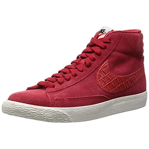 4646dda4a109 durable modeling Nike Blazer Mid PRM VNTG Mens Hi Top Trainers 638261  Sneakers Shoes