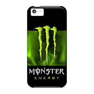 Fashion Cases For Iphone 5c- Monster Defender Cases Covers