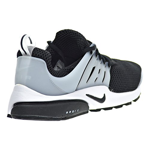 Nike Hombres de Air Presto Esencial, Negro (Black/White/Neutral Grey), 13 D(M) US