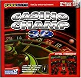 BRAND NEW Gamesoft Casino Champ 3d Play Craps Blackjack Roulette Video Poker Baccarat Slots