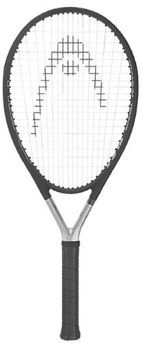 HEAD Ti.S6 Tennis Racquet, Strung, 4 1/4 Inch (Head Racquets)