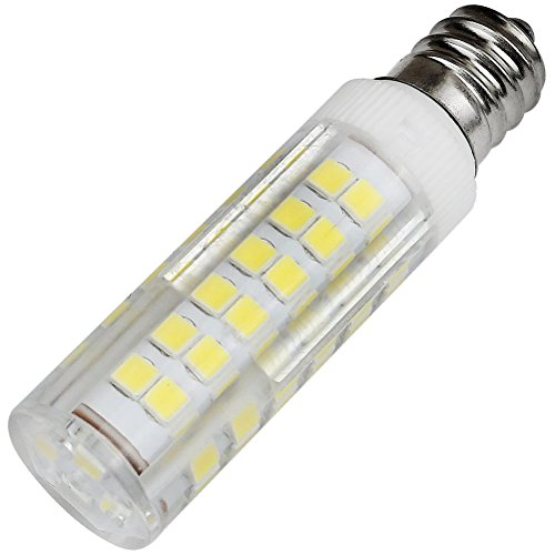 cheap kakanuo e12 led bulb 5 watt daylight white 6000k candelabra base chandelier light bulb ac110 - E12 Led Bulb