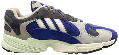 1 000 Yung Blu Fitness Uomo Adidas Da Scarpe fx405qy6w