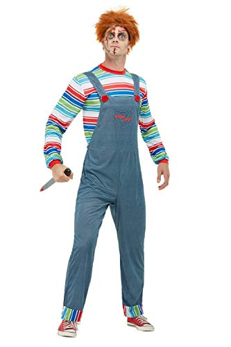 Smiffys Officially Licensed Chucky Mens Costume -