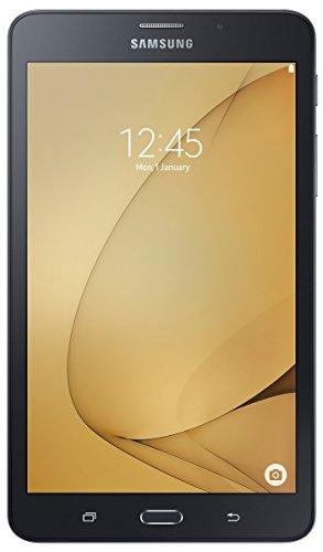 Samsung Galaxy Tab A 7.0 Tablet (7 inch, 8GB, Wi-Fi + 4G Volte + Voice Calling), Black