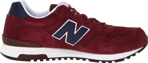 New Balance M565 Classic, Running Homme, Gris Rouge