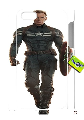 Iphone 4,4S case, Chris Evans Case Cover for Iphone 4,4S,The Winter Soldier cell phone Case for Iphone 4,4S mikci-331089 at miici.