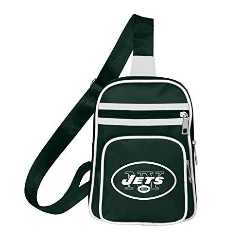 NFL New York Jets Mini Cross Sling Bag from Littlearth