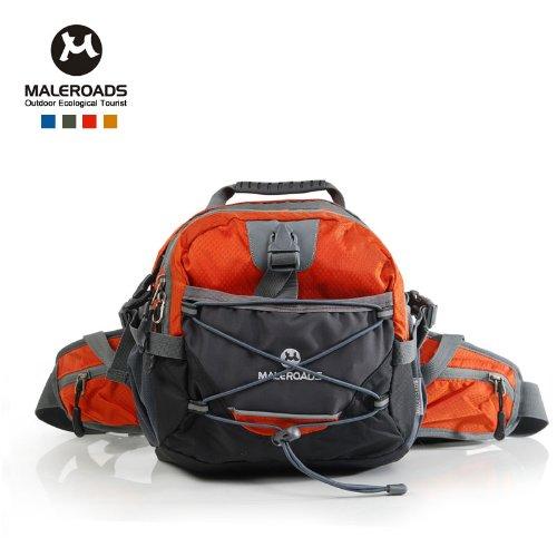 292cb4c260 forwardMai Lushi green fashion male and female models outdoor sports  multifunction pockets pockets of single and double bag  mountaineeringOrange  ...