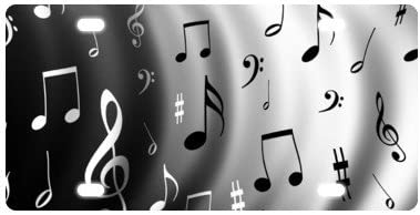 Music Notes Accessories