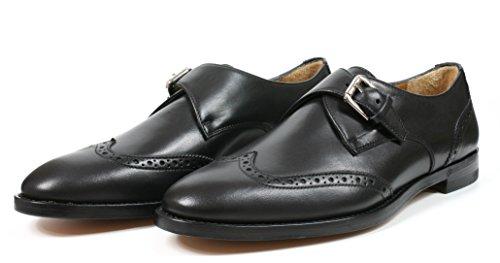 Oxford Black negro Ralph Bracey Lauren Zapatos Hing Cal Polish wqnEU1PxZS
