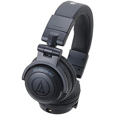Rugged Design DJ Headphone in Black