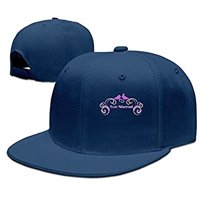 ChengGo Love Wedding Men & Women Timeless Snapback Hats Classic For Hiking Sports Flat Baseball Caps