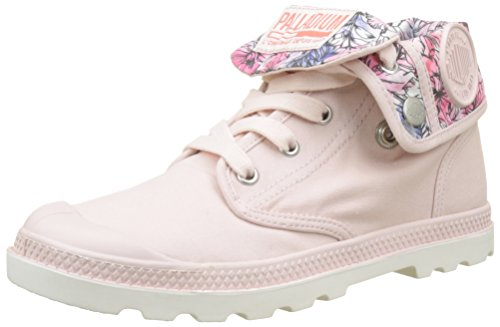 L73 Para Mujer Altas Baggy Low Rosa Water Lp Palladium Zapatillas rose marshmallow xwPUX1q