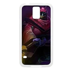 Jax-005 League of Legends LoL case cover Samsung Galasy S3 I9300 - Plastic White