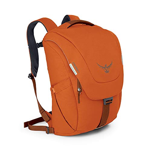 Osprey Men's FlapJack Backpack, Burnt Orange
