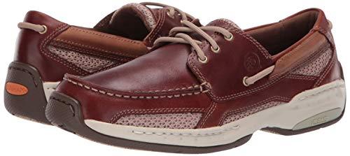 thumbnail 31 - Dunham Men's Captain Boat Shoe - Choose SZ/color