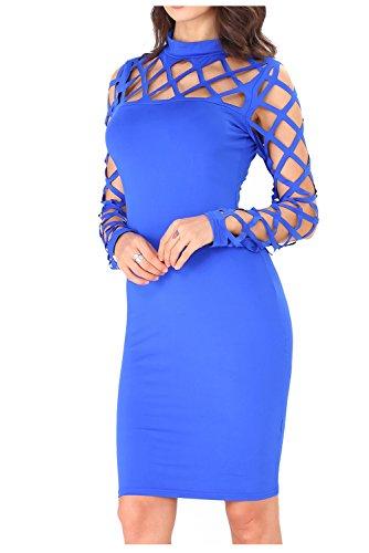 Fashin T Women Casual Sleeve Lyq Dress 305 Dress shirt AISKLY Swing EdqwYA7xf