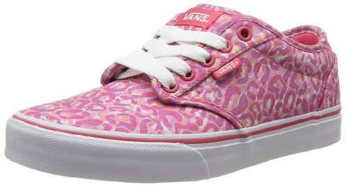 Baskets Vans pink Mode multi Atwood W Rose Femme 8rBqnrERw
