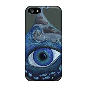 Anti-scratch And Shatterproof Feeling Blue For SamSung Note 4 Phone Case Cover High Quality Cases