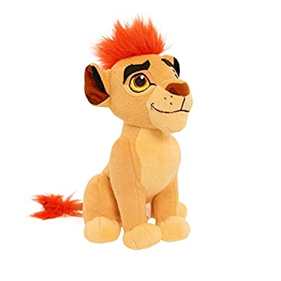 Disney Lion Guard Kion Bean Plush: Toys & Games
