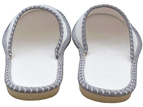 Xk01 Donna Xk01 Weiß Becomfy Becomfy Pantofole Donna Pantofole YBvxXz