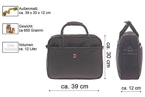 New Bags , Borsa Messenger  Nero nero