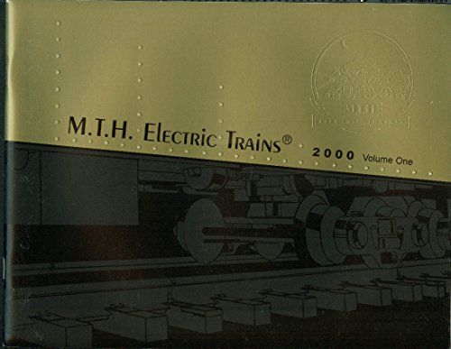 MTH Electric Trains catalog 2000 V1 Premier RailKing Tinplate
