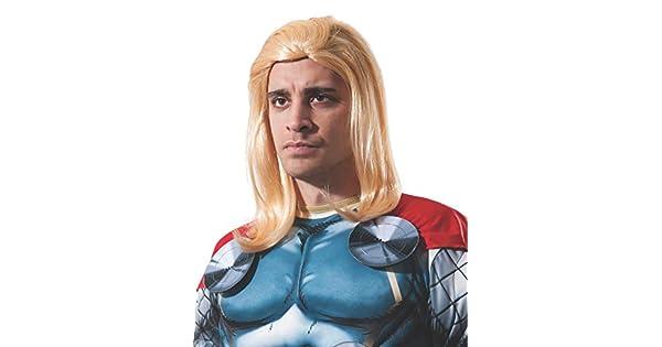 Amazon.com: Rubie s Disfraz Adulto de Hombre de Marvel Thor ...