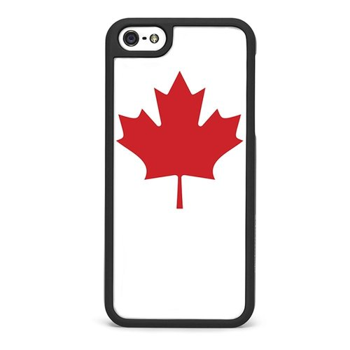 Slickwraps Flag Series the Case for iPhone 5 & 5s - Canada - Carrying Case - Retail Packaging - Canada