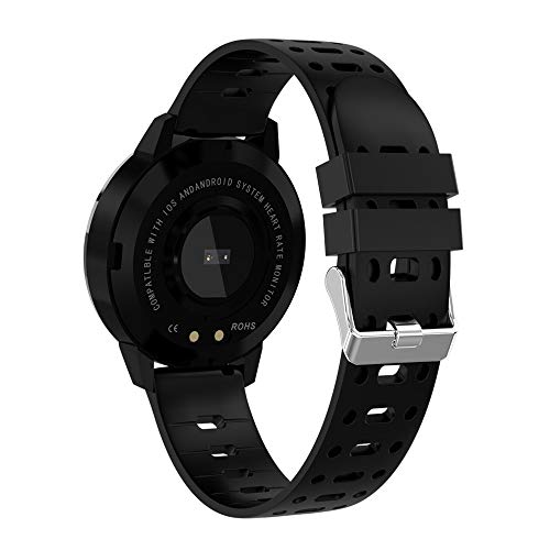 Amazon.com: Star_wuvi BT4.0 Smart Watch Heart Rate Blood ...