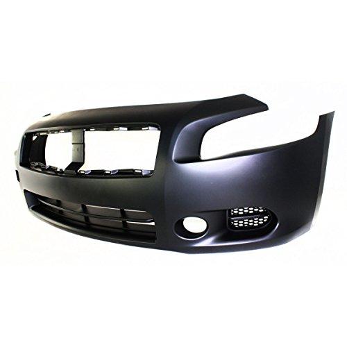 Diften 105-A1798-X01 - CAPA Bumper Cover Facial Front Primered Sedan for Maxima NI1000258C 620229N00H (2012 Nissan Maxima Bumper Cover compare prices)
