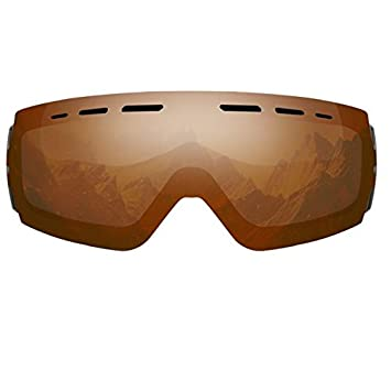 ruroc Low Light magloc lente para gafas de esquí, snowboard: Amazon ...