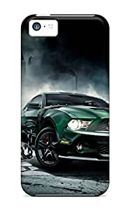 Case Cover Ford Mustang Monster/ Fashionable Case For Iphone 5c