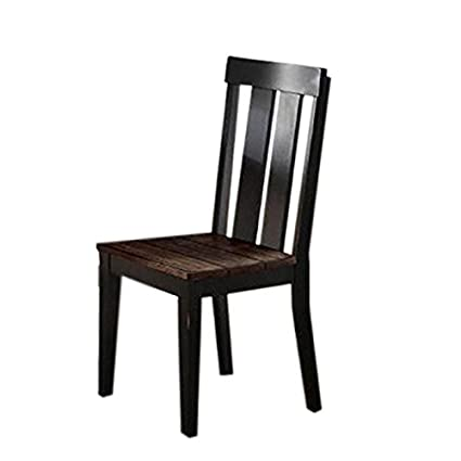 Amazon Com Poundex Pdex F1571 Dining Chairs Multi Chairs