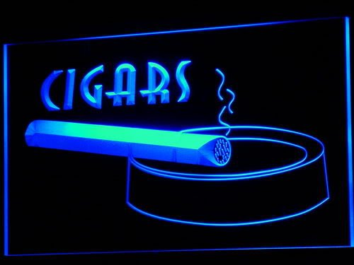 ADV PRO i715-b Cigars Bar Pub Club Cigarette Shop Light Sign - Club Pub Sign