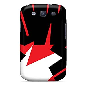 Great Cell-phone Hard Covers For Samsung Galaxy S3 With Provide Private Custom Beautiful Metallica Series KevinCormack