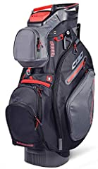 Sun Mountain's best-selling cart bag, the C-130 was created to work optimally on a cart. All of the features are designed with cart use in mind, starting with the reverse orientation top with three utility handles, the Smart Strap System and ...