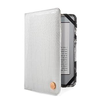 buy popular c20ac e05ed Ted Baker Leather Style Case Cover for Amazon Kindle 4: Amazon.co.uk ...